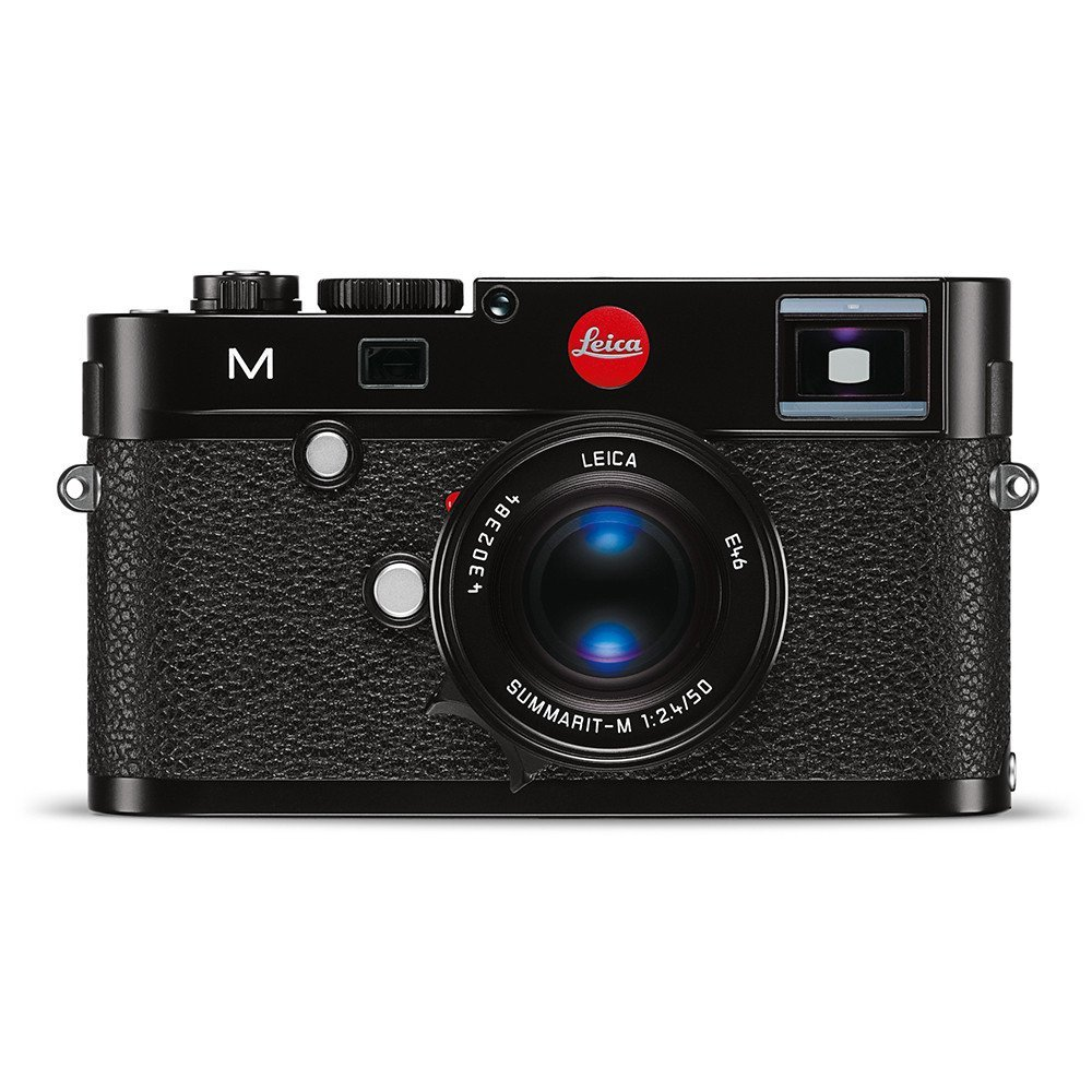 LEICA M (Typ 262) + 50 mm f/2,4 + blesk SF 40 + System bag M