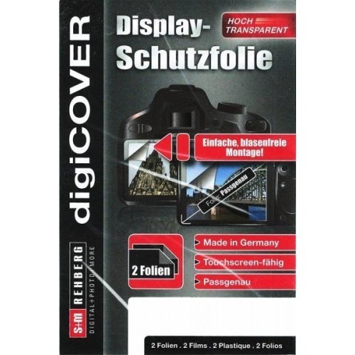 S+M folie na LCD pro Nikon Coolpix S5200/S5300