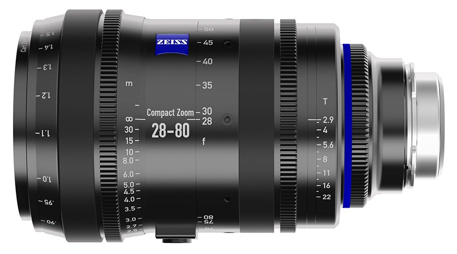 ZEISS CZ.2 28-80 mm T2,9 EF-mount