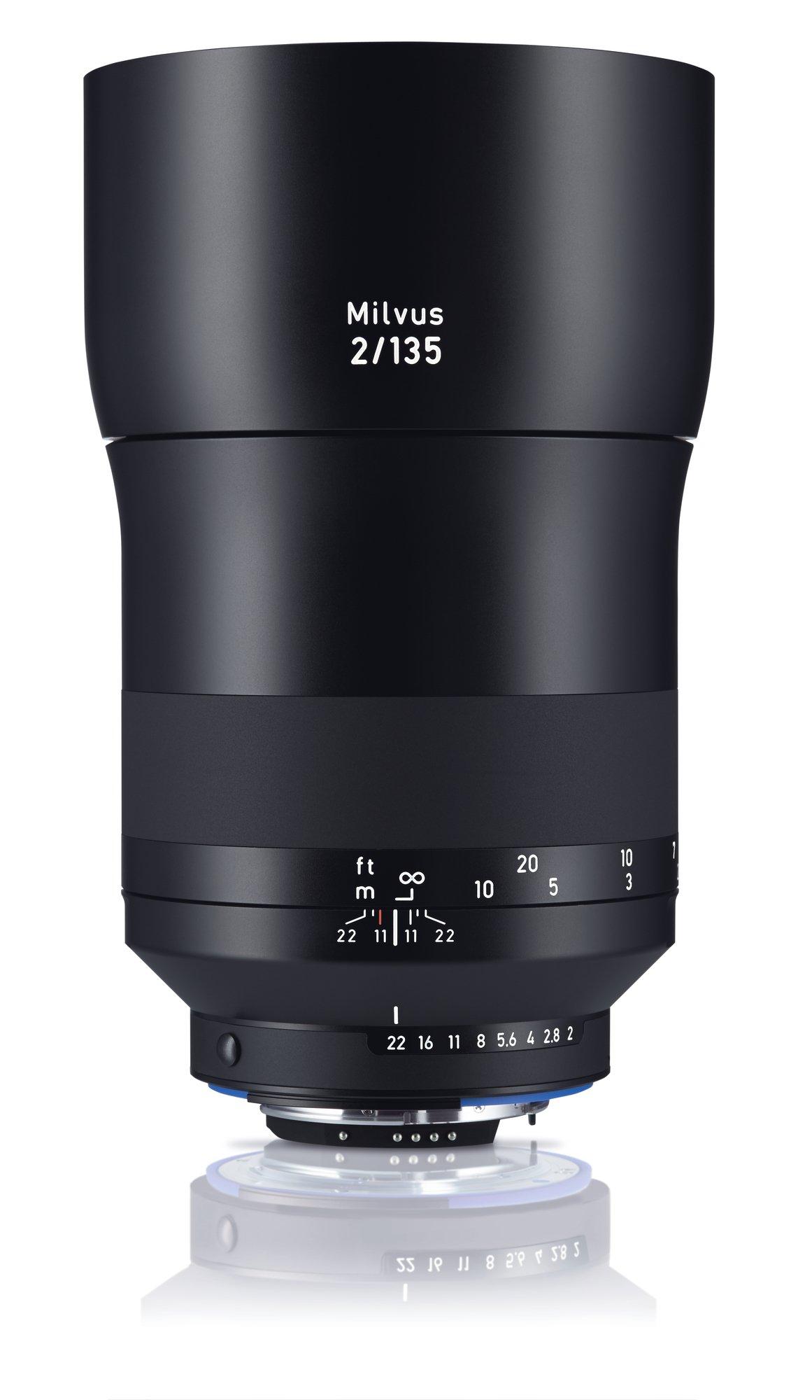 ZEISS Milvus 135 mm f/2 Apo Sonnar T* ZF.2 pro Nikon