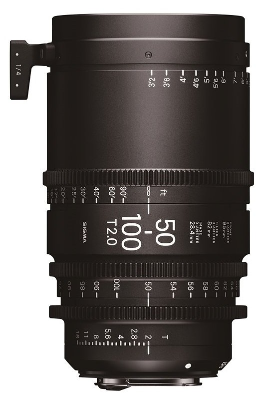 SIGMA 50-100 mm T2 EF-mount