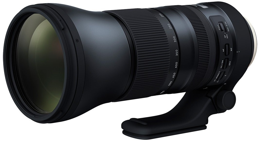 TAMRON 150-600 mm f/5-6,3 SP Di VC USD G2 pro Nikon