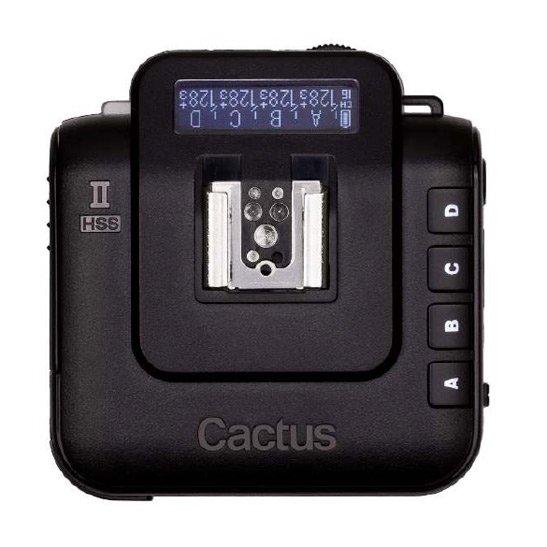CACTUS V6 IIs rádiový vysílač/přijímač blesku pro Sony
