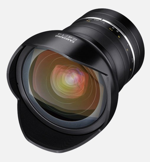 SAMYANG 14 mm f/2,4 XP UMC pro Canon