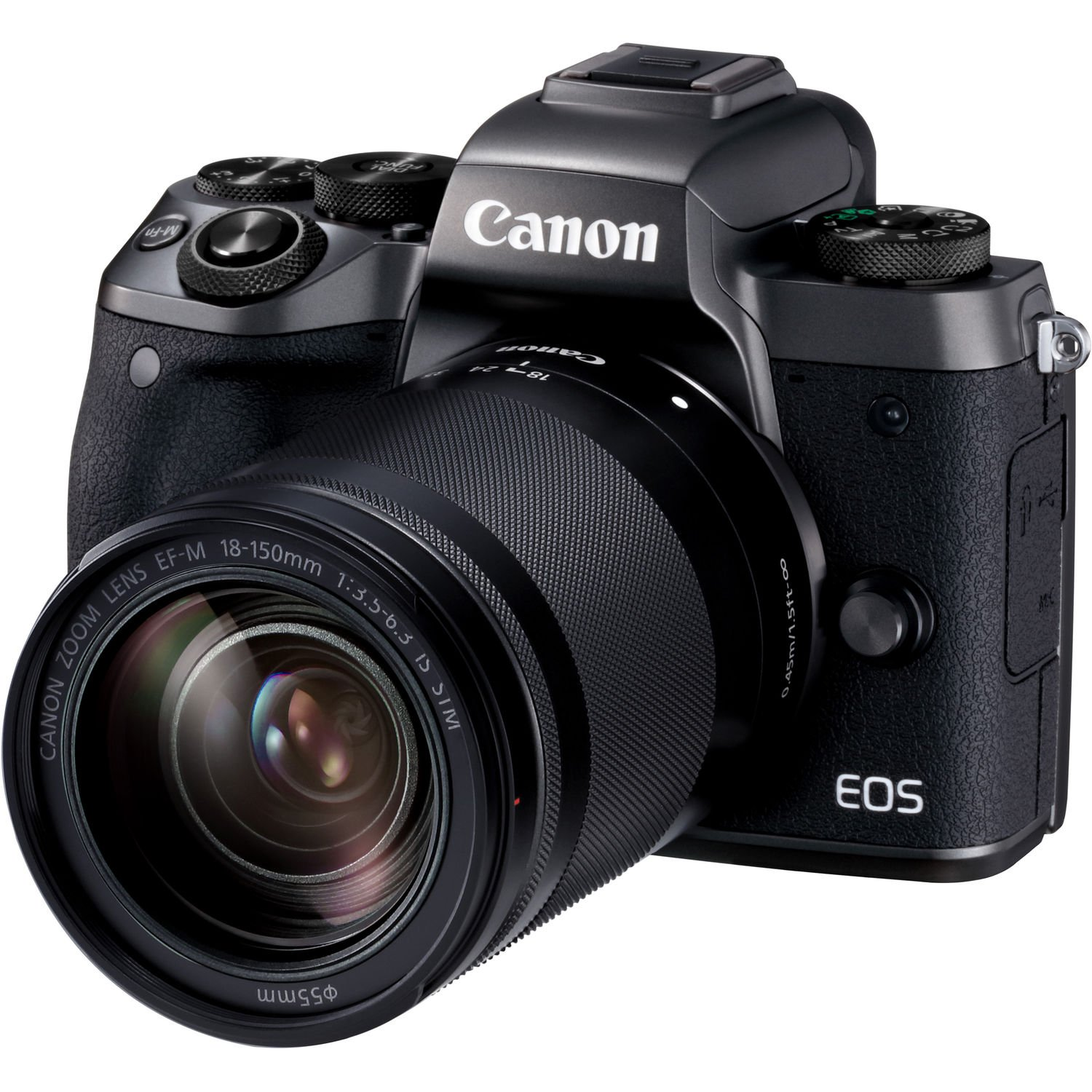 CANON EOS M5 + 18-150 IS mm