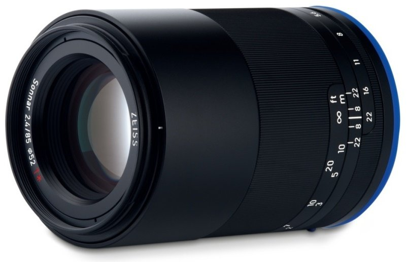 ZEISS Loxia 85 mm f/2,4 Sonnar pro Sony E