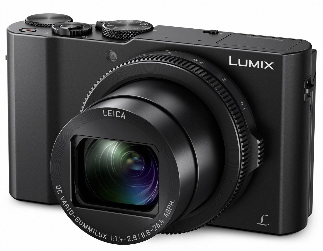PANASONIC Lumix DMC-LX15 + SDHC 16GB