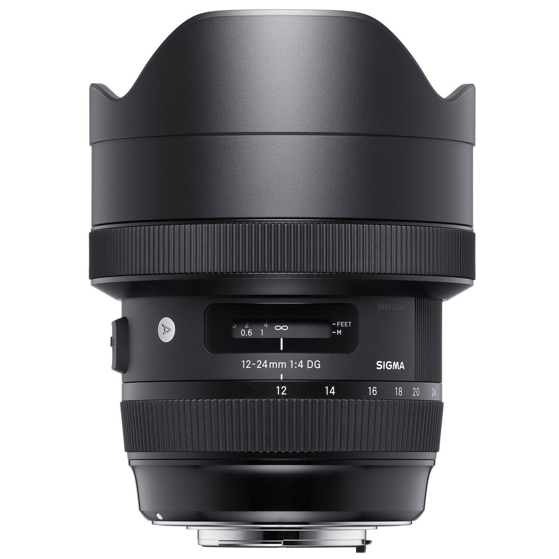 SIGMA 12-24 mm f/4 DG HSM Art pro Sigmu