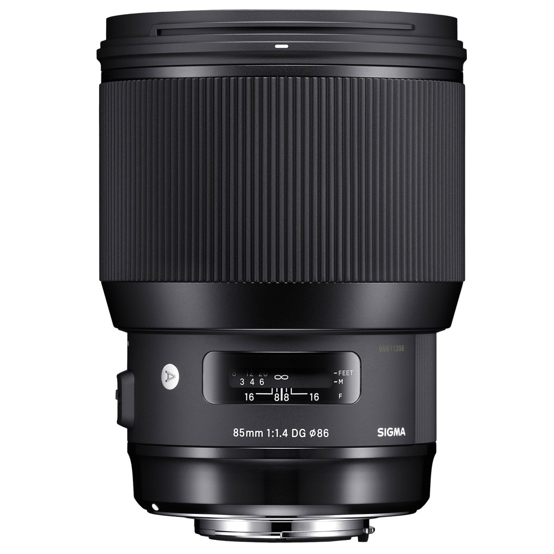SIGMA 85 mm f/1,4 DG HSM Art pro Sigmu