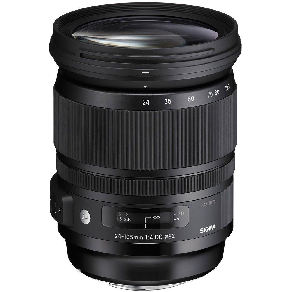 SIGMA 24-105 mm f/4 DG OS HSM Art pro Sigma SA