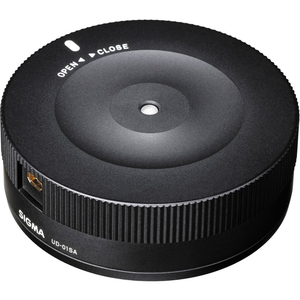SIGMA USB DOCK FD-11 pro blesk EF-630 pro Sigmu
