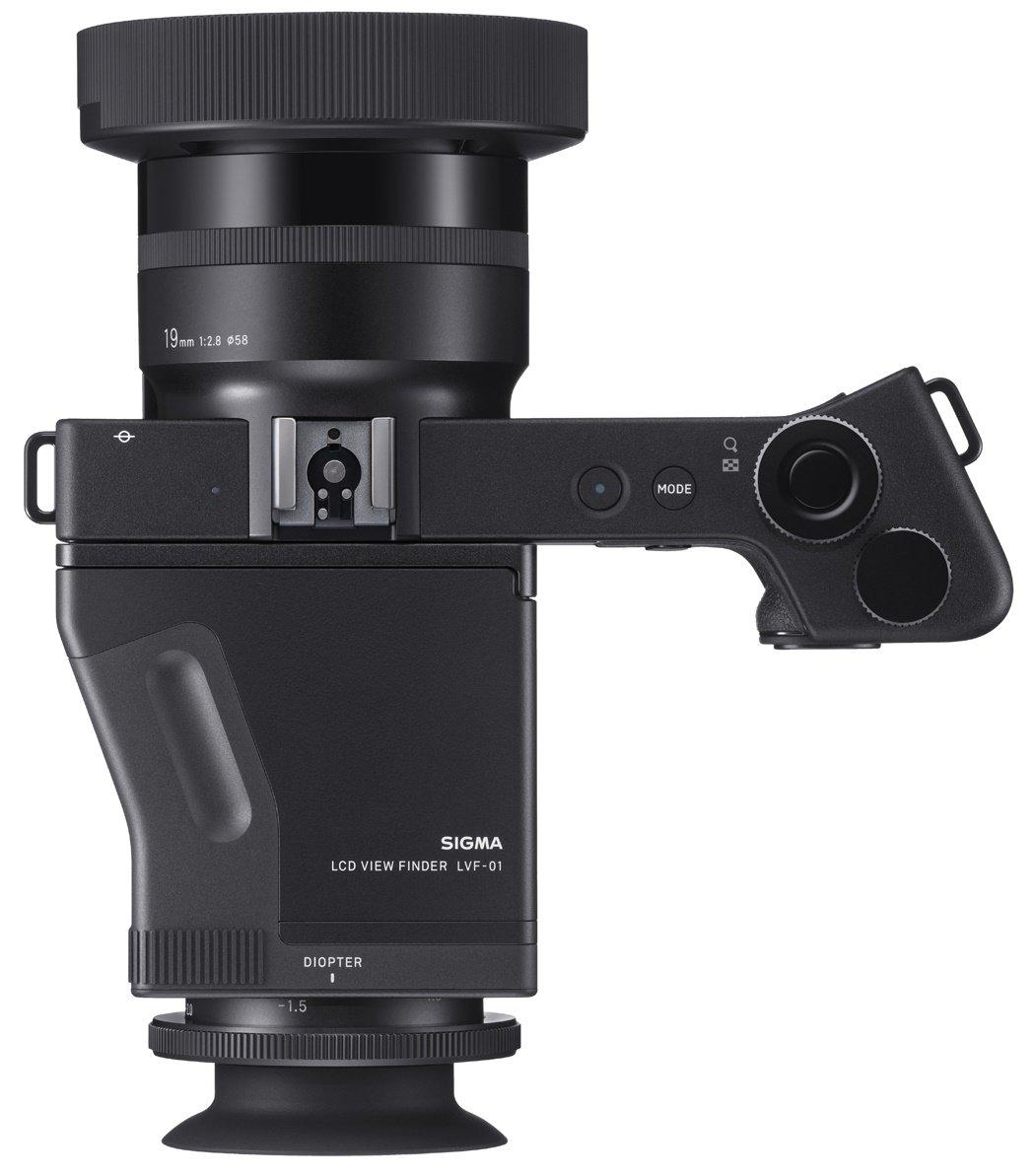 SIGMA hledáček na LCD LVF-01 pro DP0/1/2/3 Quattro