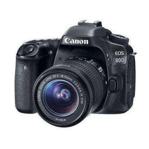 CANON EOS 80D + EF-S 18-55 IS STM + blesk 600EX-RT + Cashback 2500 Kč