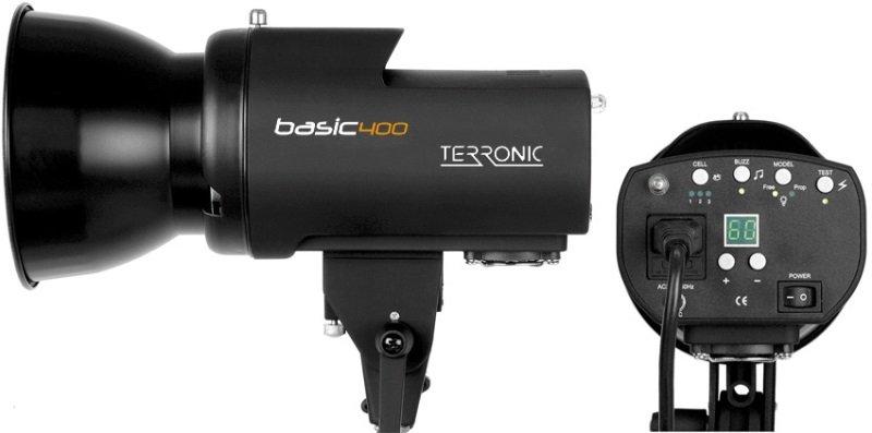 TERRONIC Basic 400P - zábleskové světlo