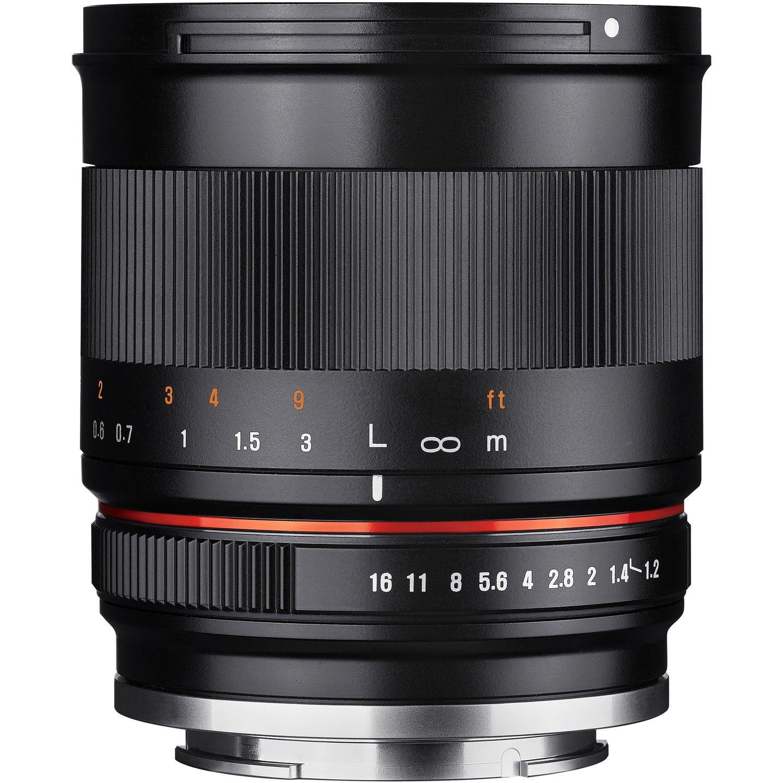 SAMYANG 35 mm f/1,2 ED AS UMC CS pro Fujifilm X