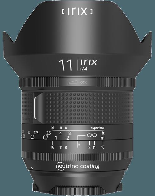 IRIX 11 mm f/4 Firefly pro Nikon