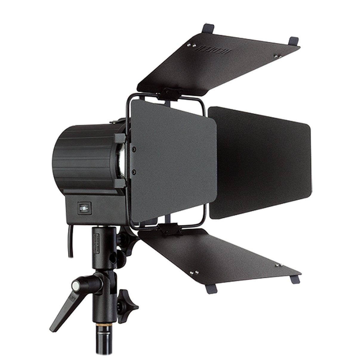 HEDLER 3011 halogenové světlo 1000W včetně 4 křídlých klapek