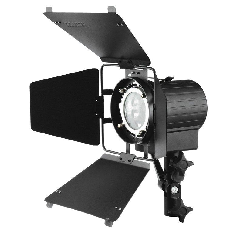 HEDLER 3004 halogenové světlo 1250W včetně 4 křídlých klapek