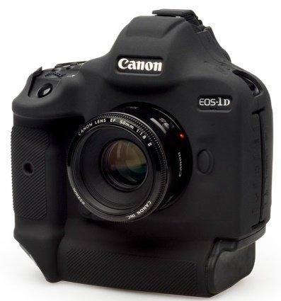 EASYCOVER silikonové pouzdro pro Canon EOS 1D X Mark II černé