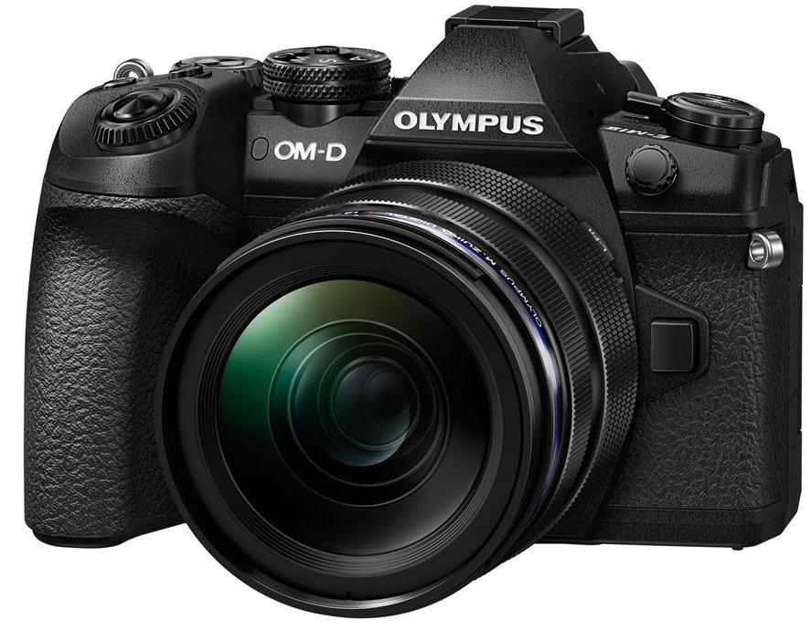 OLYMPUS E-M1 MARK II + 12-40mm + Olympus BLH-1 zdarma