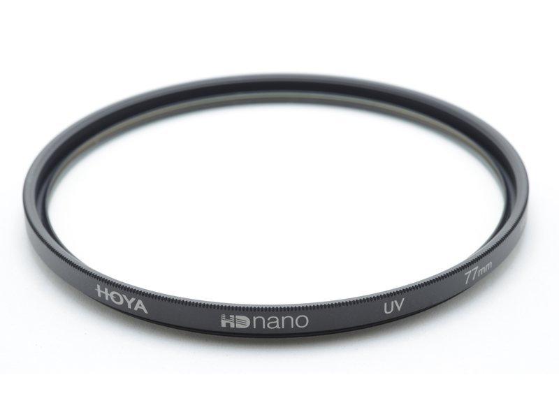 HOYA filtr UV (0) HD nano 62 mm