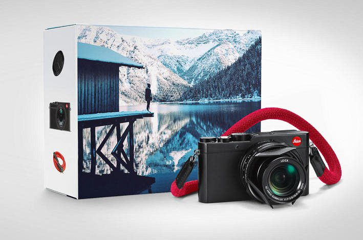 LEICA D-Lux (typ 109) Explorer Kit winter
