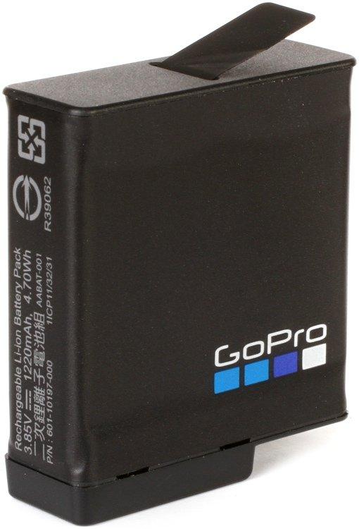 GOPRO Rechargeable Li-Ion Battery pro HERO5/6/7