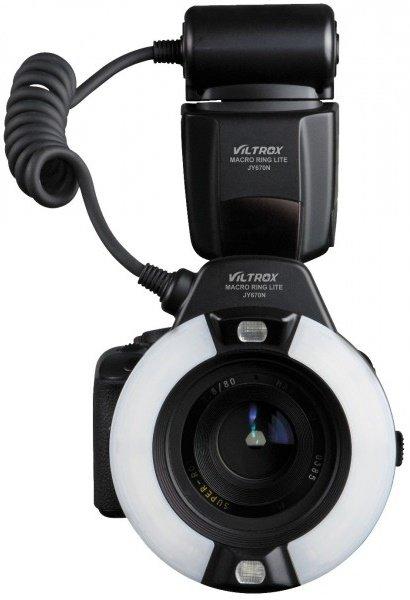 VILTROX makroblesk JY-670N pro Nikon