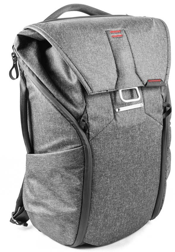 PEAK DESIGN The Everyday Backpack 30L - tmavě šedý fotobatoh