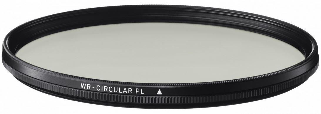SIGMA filtr polarizační cirkulární 105 mm WR