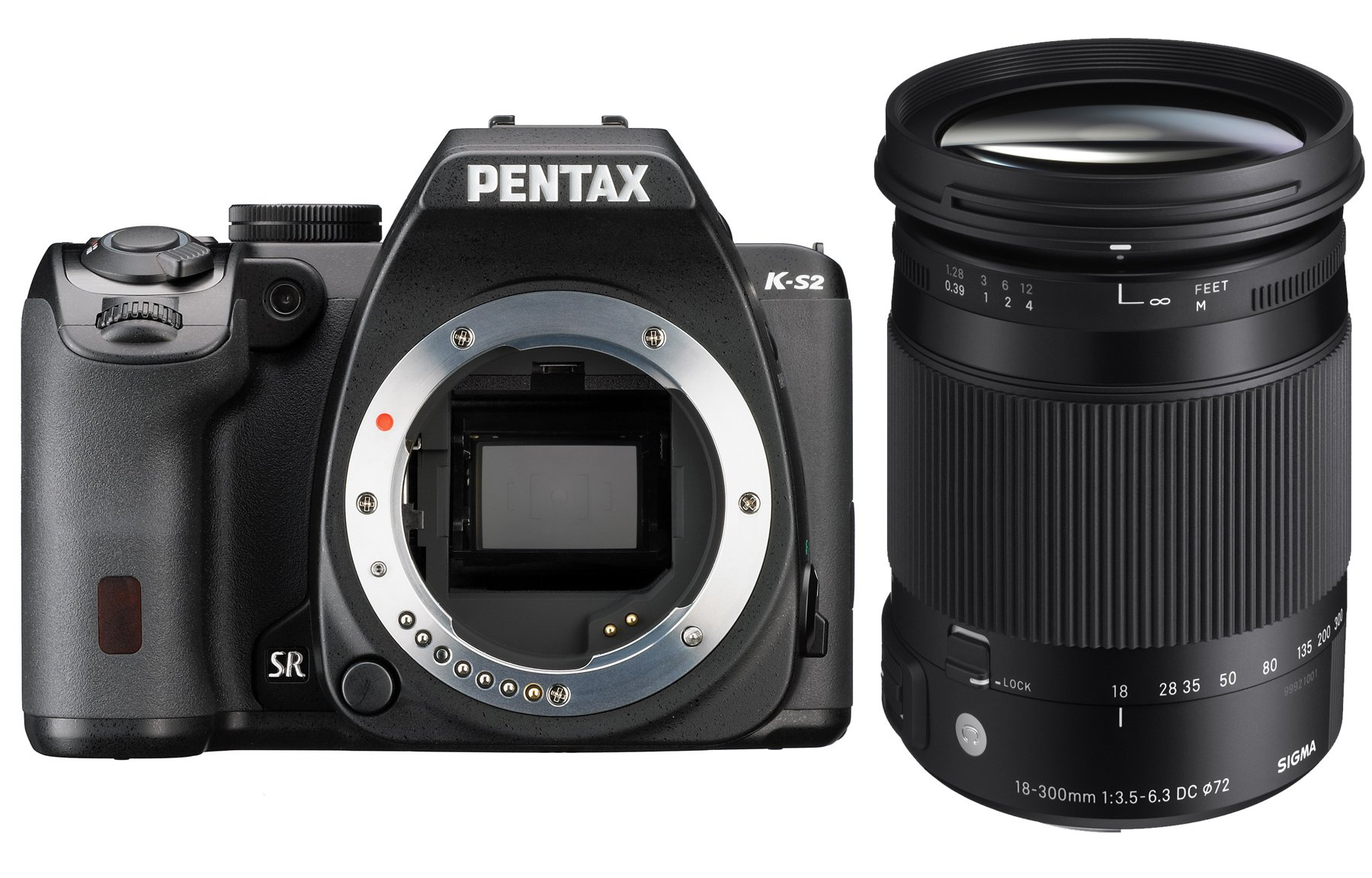 PENTAX K-S2 + SIGMA 18-300 mm