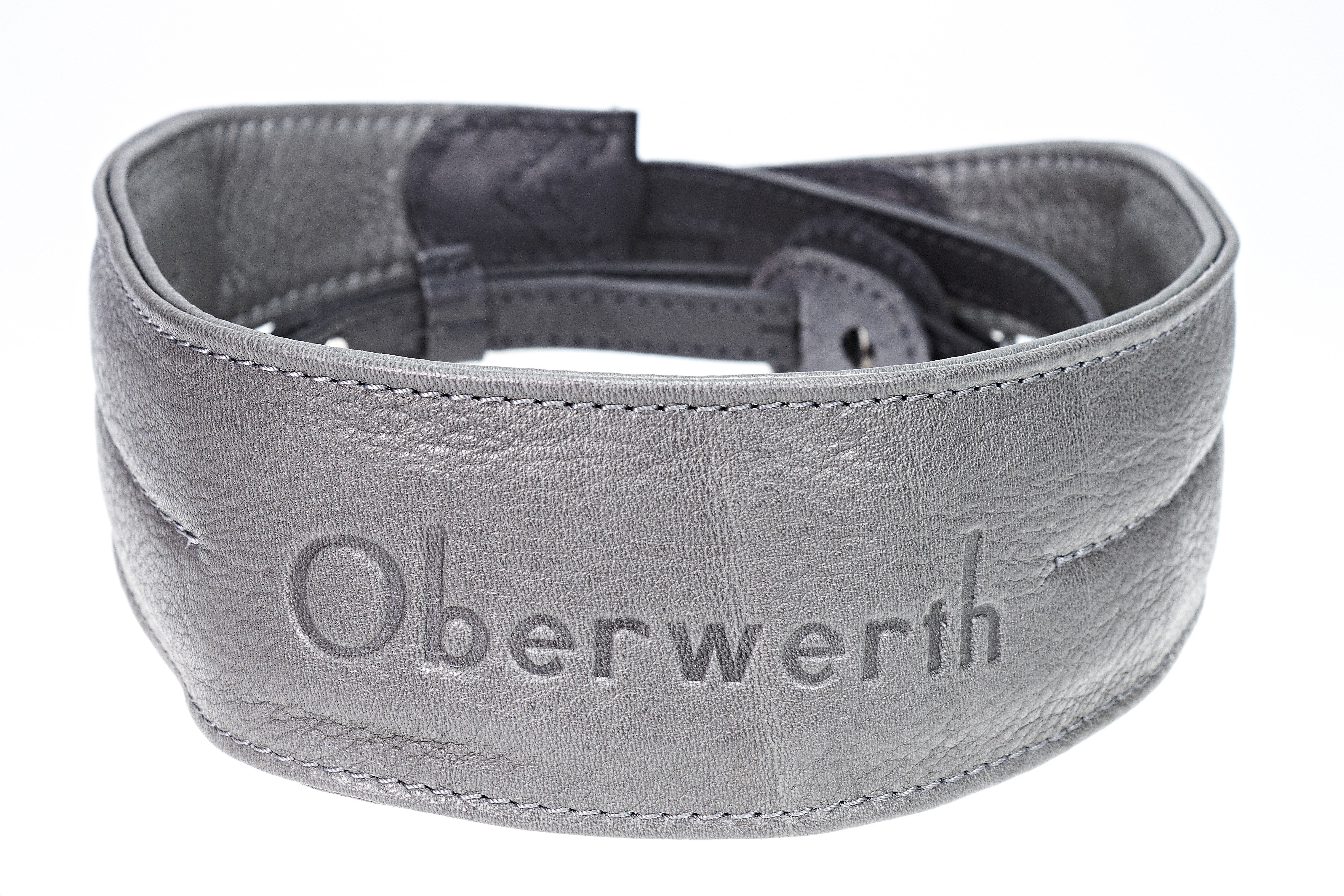 OBERWERTH popruh kožený s ramení sekcí pro DSLR hnědý/světle hnědý