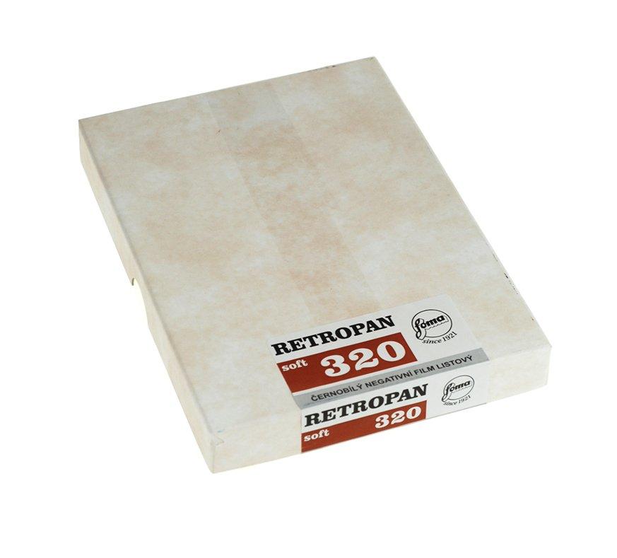FOMA RETROPAN 320 soft 5x7