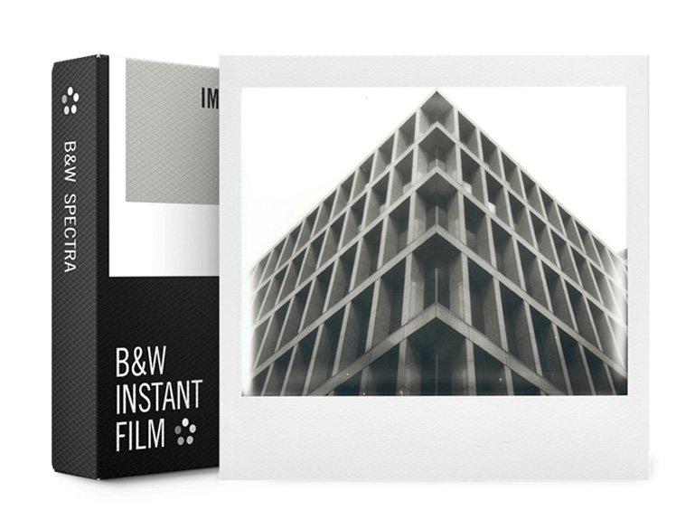 IMPOSSIBLE černobílý film pro Image a Spectra 8ks