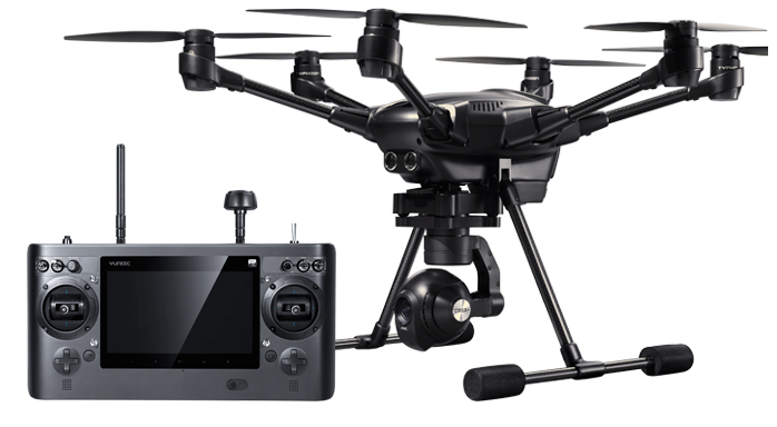 YUNEEC Typhoon H Advanced - dron