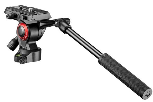 MANFROTTO MVH 400AH - videohlava BeeFree