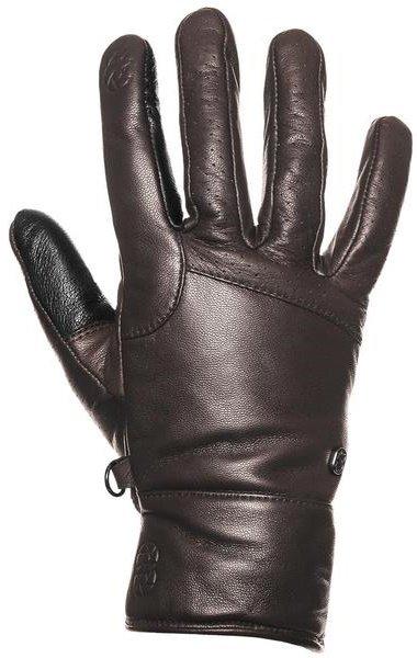 COOPH Foto rukavice Original - Tmavě hnědé L