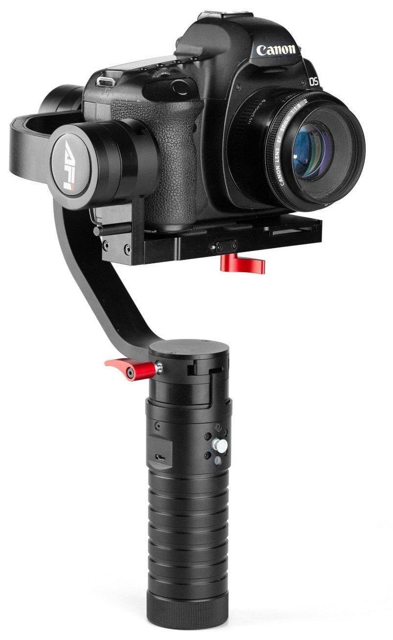 KINGJOY AFI Stabilizátor Gimbal pro digitální fotoaparáty