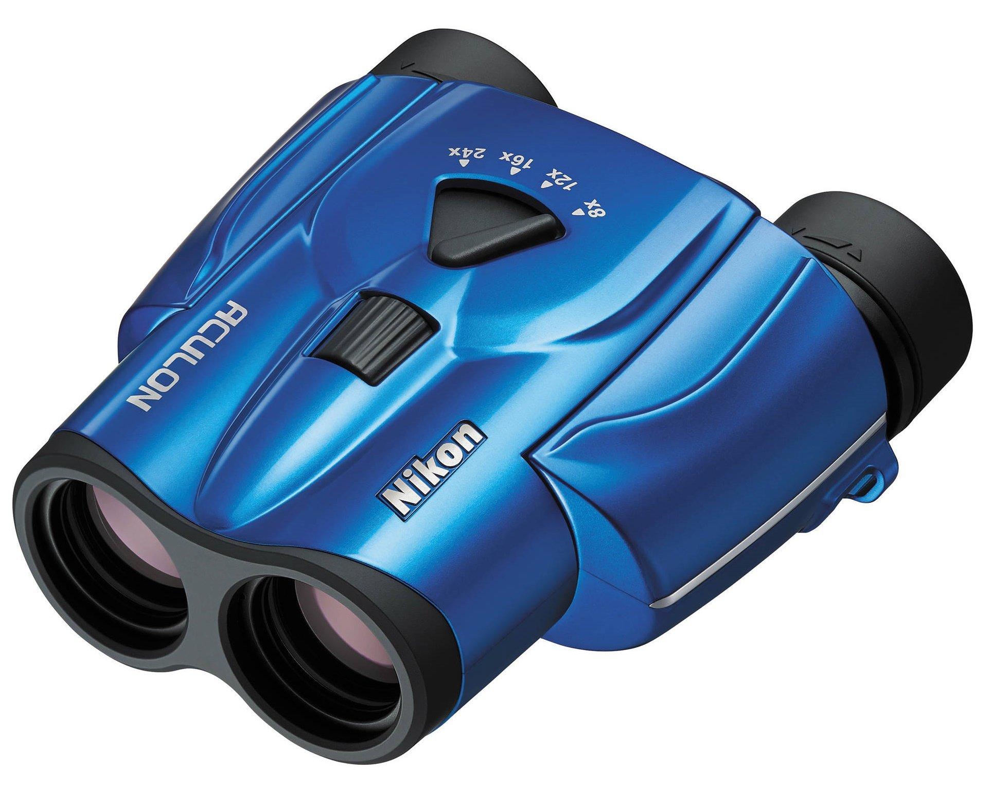 NIKON 8-24x25 ACULON T11 ZOOM modrý - dalekohled