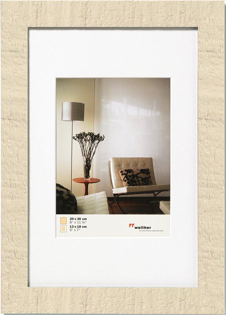 WALTHER HOME 40x50, dřevo, přírodní