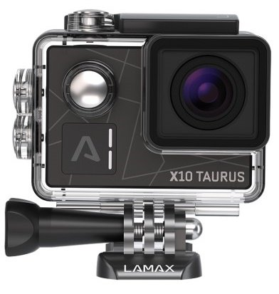 LAMAX X10 Taurus + CAMLINK teleskopický držák pro selfie