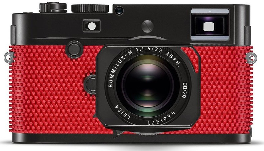 "LEICA M-P (Typ 240) ""Grip"" by Rolf Sachs + 35 mm f/1,4"