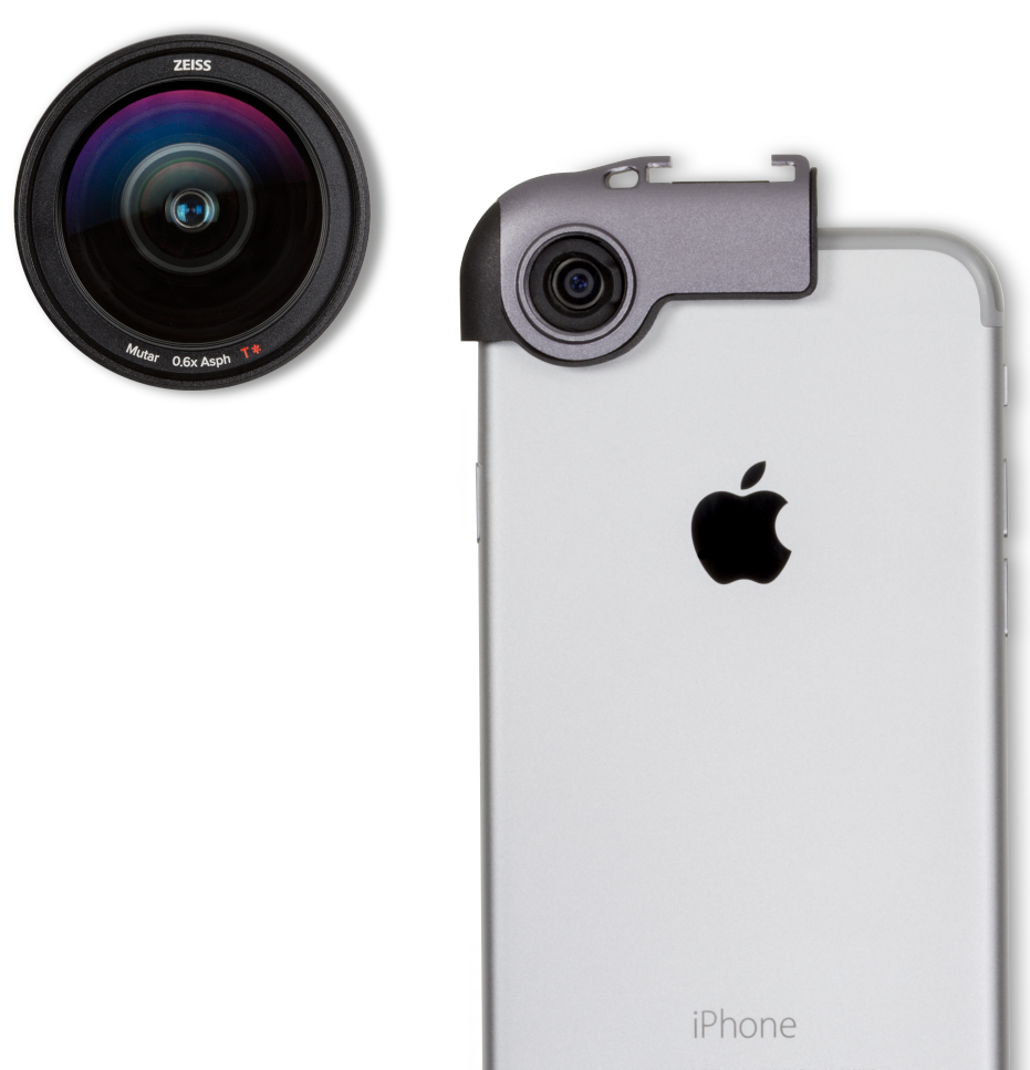 ZEISS ExoLens Edge držák pro iPhone 6/6s/6+/6s+/7/7+