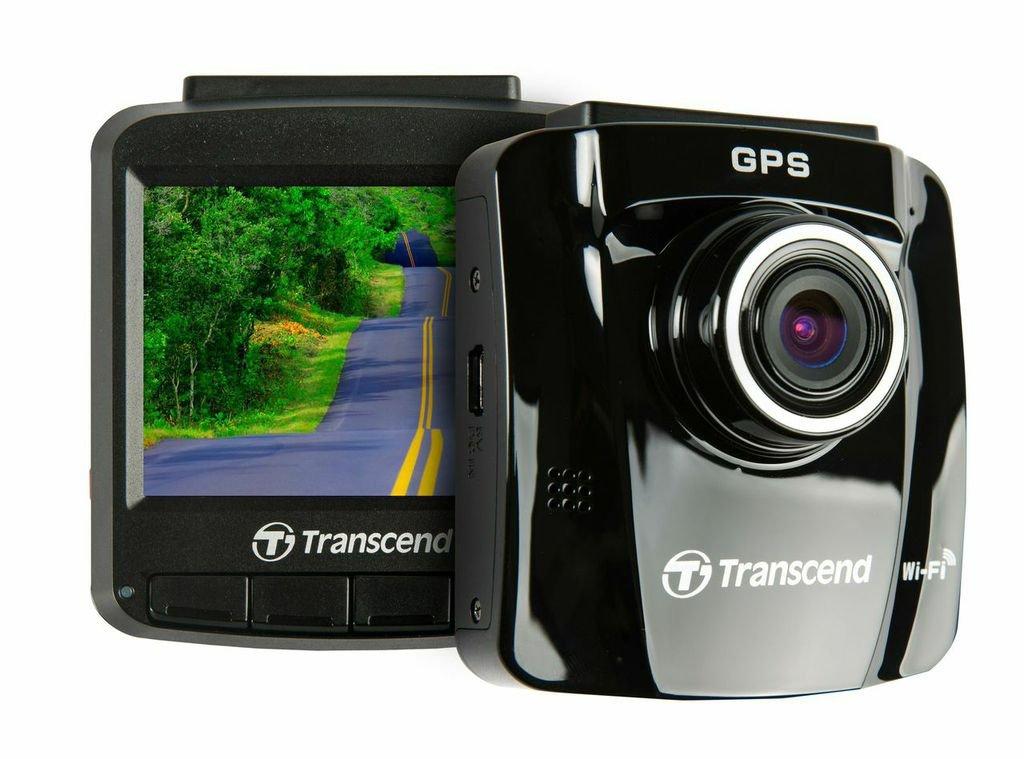 TRANSCEND DrivePro 220A - Digitální kamera do auta