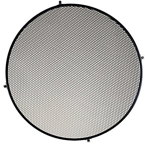 FOMEI 20°/43 cm voštinový filtr pro Beauty Dish