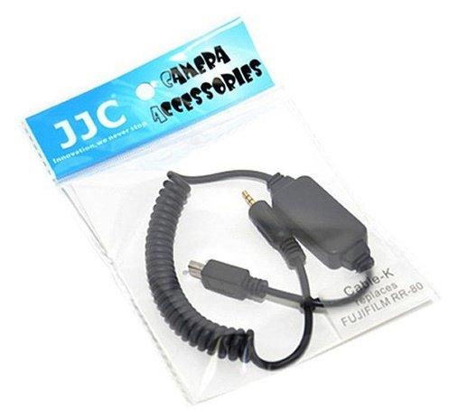 JJC kabel pro Fujifilm RR-80 jack 2,5 mm