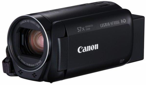CANON LEGRIA HF R806 + Cashback 800 Kč