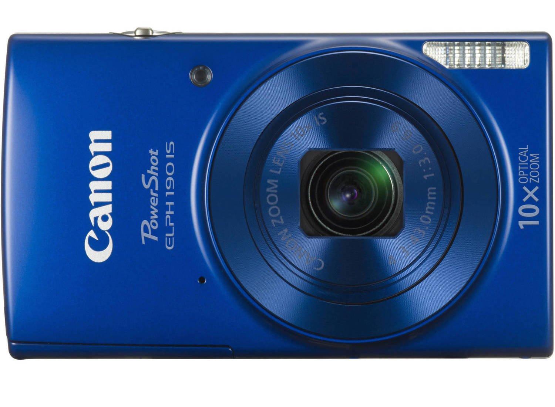 CANON IXUS 190 modrý