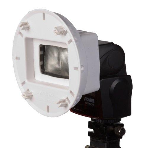 FOMEI AC-7 adaptér pro Canon 600 EX-RT, Pixel X800 a Nissin Di700A