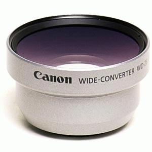 CANON WD-28 0,7x širokoúhlá předsádka